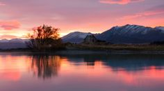 new zealand sunrise free download hd wallpapers