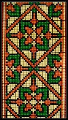 Бисероплетение. Жизнь творчества. Схемы Tapestry Crochet Patterns, Bead Loom Patterns, Beaded Jewelry Patterns, Beading Patterns, Embroidery Patterns, Cross Stitch Patterns, Ribbon Embroidery, Cross Stitch Borders, Cross Stitch Designs