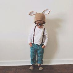 Tener hijitos y jugar a los disfraces