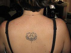 My Legend of Zelda / Final Fantasy Tattoo