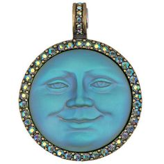 KIRKS FOLLY SEAVIEW MOON~no matter what color, they're my jewelry Achilles' heel.