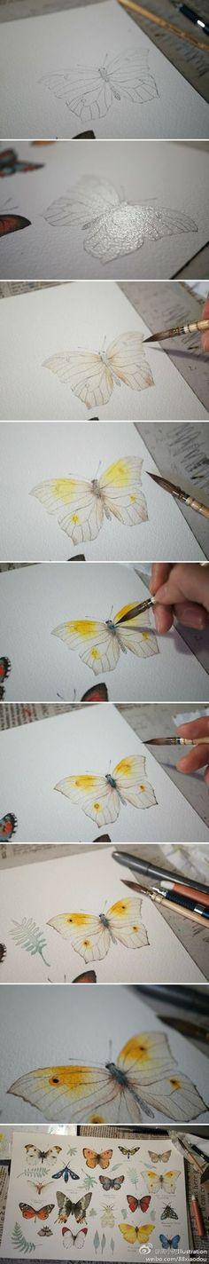@哈咪妖采集到花的姿态(517图)_花瓣插画/漫画