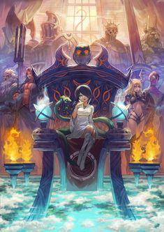 世界蛇の椅子