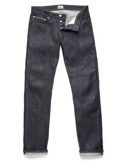 Weird Guy Indigo Selvage Jeans by Naked & Famous - Found at #GiltLive via @Gilt