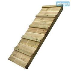WICKEY Kletterwand Xtra-StoneWall 170 zu Spielturm