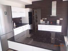 Kuchyňa Biely lak - BMV Kuchyne Lak