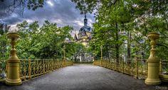 "Vajdahunyad Castle, Varosliget, Pest, Budapest, Hungary - <a href=""http://dleiva.com/"">dleiva.com</a>"