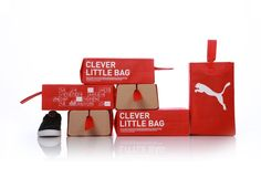 Yves Behar's best, craziest, and most profound designs Puma, Clever Little Bag