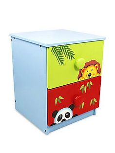 Teamson Sunny Safari Two-Drawer Chest - No Color