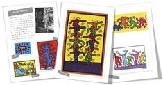 Fiche artiste : Keith Haring | Bout de Gomme