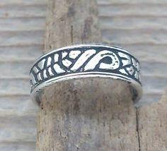teenring zilver B21 - http://www.toas.nl/teenringen