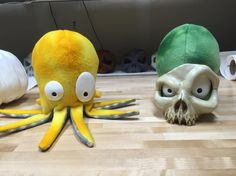 Skulltopus! LOL.Every time I look at him I laugh. So mission accomplished. I was a tad overzealous with the clamping on his eyes. The finish needs a touch up. Overall he's coming together well. I'll have a yellow green and purple Skulltopus along with individual skulls for sale on the Etsy store next week.