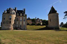 Château d' Apremont, Apremont-sur-Allier, Centre, France