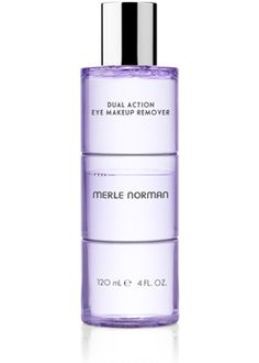 Have you been getting cleansers in your eyes and loosing lashes when you take off your eye makeup?  You don't need to.  Dual Action Eye Makeup Remover takes every trace of eye makeup off so easily and gently you will wonder how you ever lived without this!