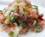 Middle Eastern Salad