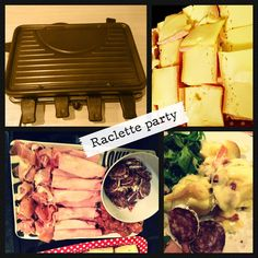 French Foodie in Dublin: French Insights: Raclette Party Time!