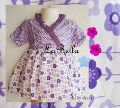 Baju Anak La Bella