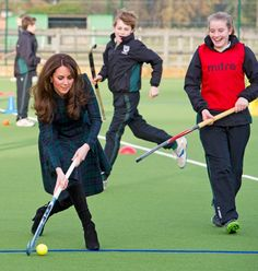 Pin for Later: Kate Middleton and Prince William's Most Precious Moments With Kids