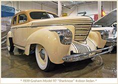 1939 Graham Model 97 Sharknose