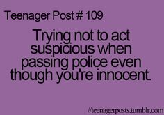 haha, especially when you are driving and there's a police behind you and ur like please dont stall, please dont stall..... :)