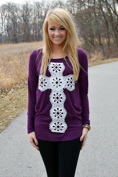 Cross My Heart in Crochet