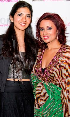 With Anokhi's Director Of Events, Sana Tahir