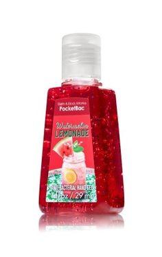 Bath & Bodyworks - Antibakeriální gel na ruce WATERMELON LEMONADE opět skladem na dekorativka.cz!