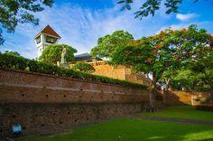 Fort Zeelandia, Tainan, Taiwan