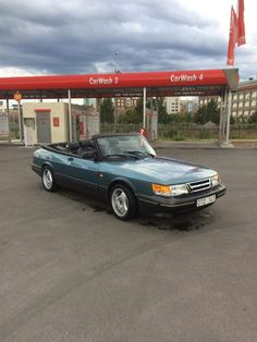Saab 900 Convertible, Car Wash, Roads, Dream Cars, Classic Cars, Style, Swag, Road Routes, Vintage Classic Cars