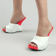 3D-printed shoes by United Nude.