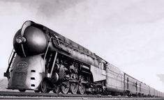 Following the success of streamline Mercury trains*, the New York Central decided to launch all-new trainsets on its Chicago line. In 1938, industrial designer Henry Dreyfuss was commissioned by the New York Central to design streamlined train sets in Art Deco style, with the locomotive and passenger cars rendered in blues and grays (the colors of the New York Central).