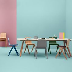 Design by RONAN & ERWAN BOUROULLEC Hay, Denmark