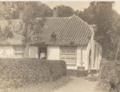 Arbeiderswoningen julialaantje 1933