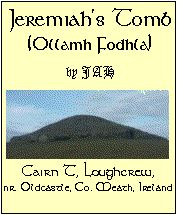 jeremiah the prophet's tomb ireland | the lia fail stone and the ark of the covenant