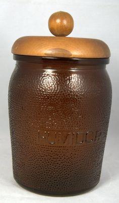 vintage humidor