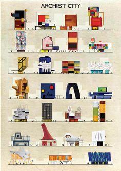 Archist City - Frederico Babina