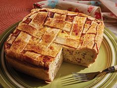 Pizza Rustica Recipes