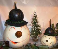 Winter Gourds