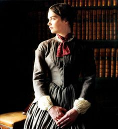 Jane Eyre - Jane Eyre  (here played by Ruth Wilson)