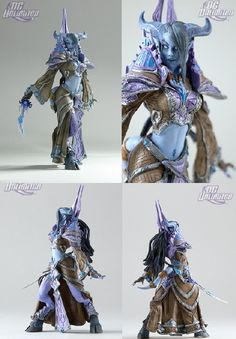 World of Warcraft - Tamuura: Draenei Mage - Action Figure