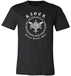 c10184575fe9c Amazing Riger Logo Unisex T-Shirt Gucci Hoodie Mens