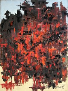 Красное и черно Фантазии на тему цвета...
