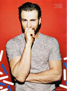 Chris Evans empire magazine 2017