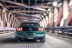 The 2019 Ford Mustang Bullitt Is Real And It Looks Perfect