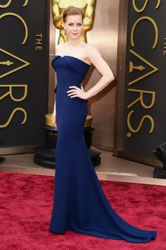 Amy Adams | Gucci | 2014 Oscars
