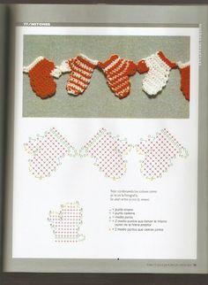 Crochet Patterns-Christmas decoration ideas