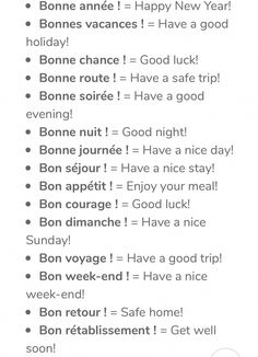 Wanting to learn French or study French phrases for a trip to France? Here are the phrases you should know for your trip. French Words Quotes, Basic French Words, How To Speak French, Learn French, Easy Spanish Words, Spanish Sayings, Spanish Grammar, Spanish Alphabet, Spanish Class