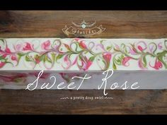 Making and Cutting of Sweet Rose Handmade Soap - YouTube