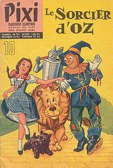 Entire French Wizard of Oz comic book ephemera Wizard Of Oz Book, Wizard Of Oz Quotes, Best Books To Read, Good Books, Script, Sound Art, Vintage Packaging, Children's Book Illustration, Illustrations