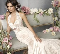 Designer Beach Wedding Dresses - The Wedding Specialists